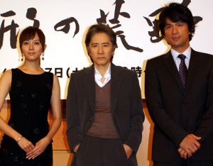 田村正和、初共演の生田斗真は「グッドルッキング」 フジ系「球形の荒野」